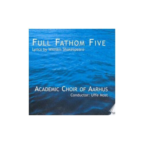 Akademischer Chor Aarhus - Full Fathom Five - Preis vom 06.09.2020 04:54:28 h