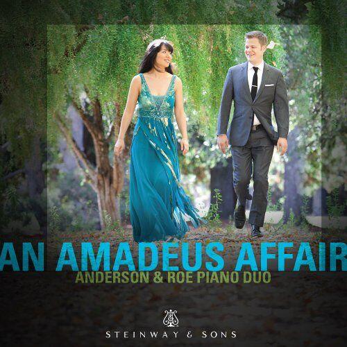 Anderson & Roe Piano Duo - An Amadeus Affair - Transkriptionen - Preis vom 18.10.2020 04:52:00 h
