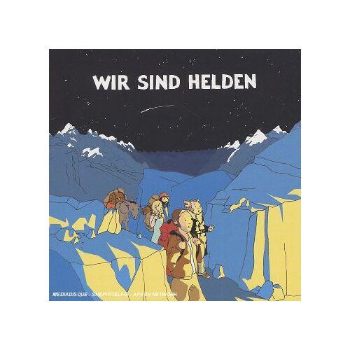 Wir Sind Helden - Reklamation,die (CD+Enh.Bon.CD - Preis vom 19.10.2020 04:51:53 h