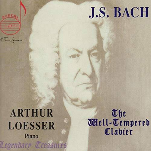 Arthur Loesser - Lösser Plays Bach Wtk 1+2 - Preis vom 10.04.2021 04:53:14 h