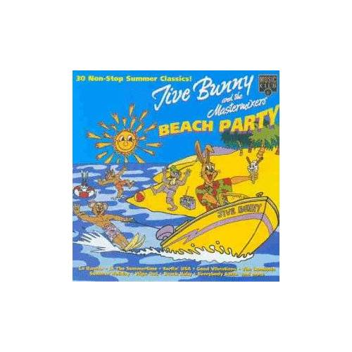 Jive Bunny & The Mastermixers - Beach Party - Preis vom 04.09.2020 04:54:27 h
