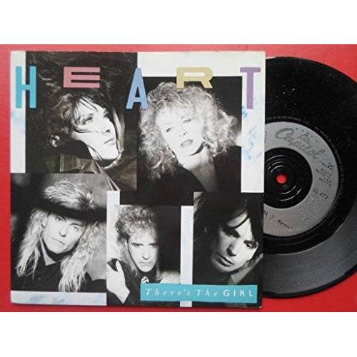 Heart - There's The Girl - Heart 7 45 - Preis vom 08.04.2021 04:50:19 h