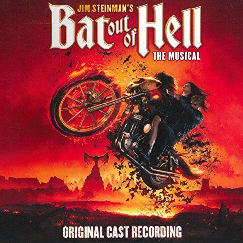 Jim Steinman - Jim Steinman's Bat Out of Hell: The Musical (Original Cast) - Preis vom 18.04.2021 04:52:10 h