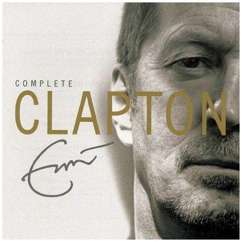 Eric Clapton - Complete Clapton - Preis vom 22.01.2021 05:57:24 h