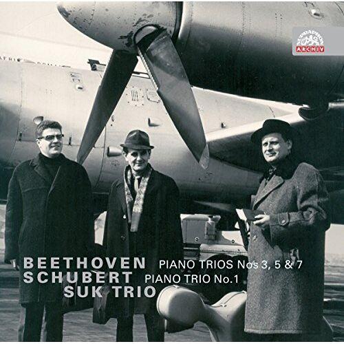 Suk Trio - Klaviertrios 3,5 & 7/Klaviertrio 1 - Preis vom 20.10.2020 04:55:35 h