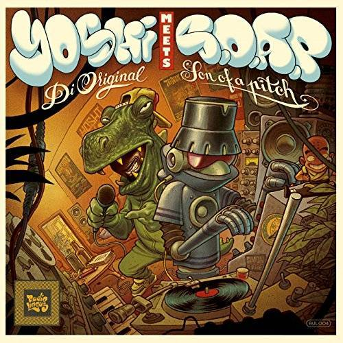 Yoshi Di Original - Yoshi Meets S.O.a.P - Preis vom 27.02.2021 06:04:24 h