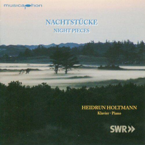 Heidrun Holtmann - Nachtstücke - Preis vom 24.02.2020 06:06:31 h