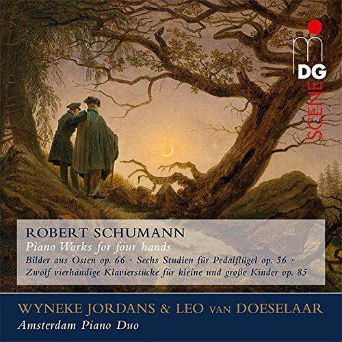Amsterdam Piano Duo - Klavierwerke für vier Hände - Preis vom 18.04.2021 04:52:10 h