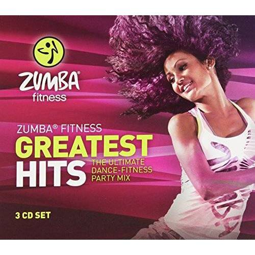 Various - Zumba Fitness:Greatest Hits - Preis vom 31.03.2020 04:56:10 h