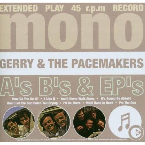 Gerry & the Pacemakers - A's,B's & Ep's - Preis vom 24.01.2021 06:07:55 h