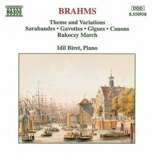 J. Brahms - Klavierstücke - Preis vom 18.04.2021 04:52:10 h