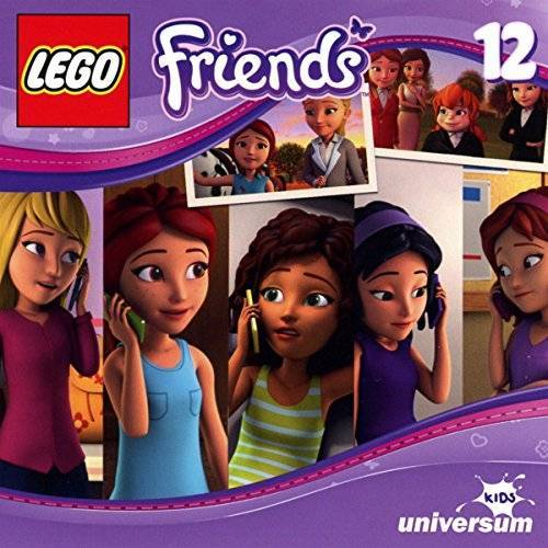 Lego Friends - LEGO Friends (CD 12) - Preis vom 09.12.2019 05:59:58 h