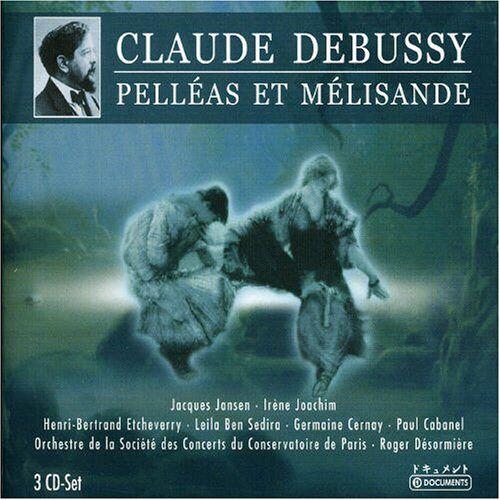 Various - Pelleas et Melisande - Preis vom 13.05.2021 04:51:36 h