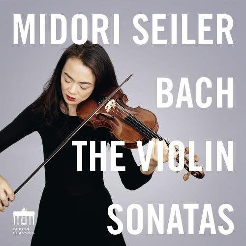 Midori Seiler - Solo Violin Sonatas - Preis vom 22.01.2021 05:57:24 h