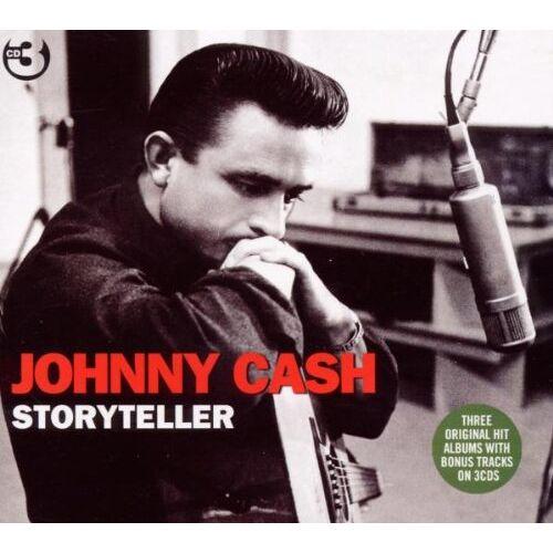 Johnny Cash - Storyteller - Preis vom 05.09.2020 04:49:05 h