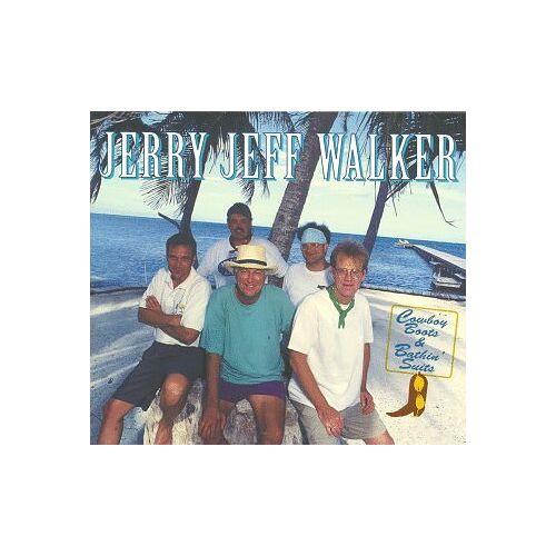 Jerry Jeff Walker - Cowboy Boots & Bathin' Suits - Preis vom 14.04.2021 04:53:30 h