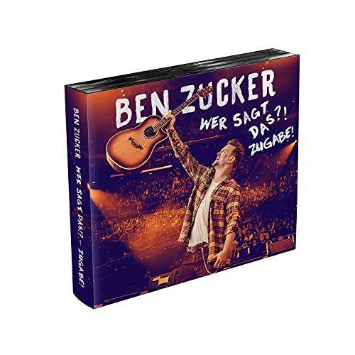 Ben Zucker - Wer Sagt das?! Zugabe! - Preis vom 13.04.2021 04:49:48 h