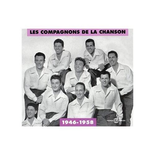Les Compagnons de la Chanson - Les Compagnons de la Chanson 1946-1958 - Preis vom 15.04.2021 04:51:42 h