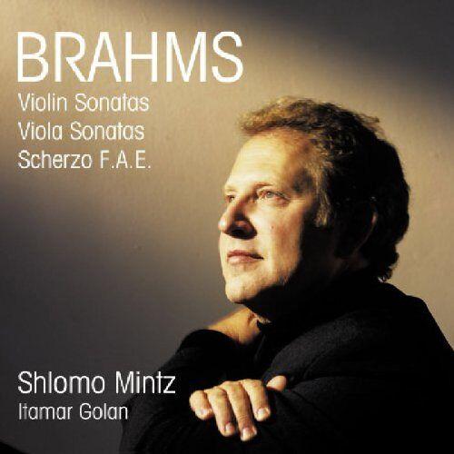 Shlomo Mintz - Brahms Sonaten Für Violine/Bratsche - Preis vom 09.05.2021 04:52:39 h