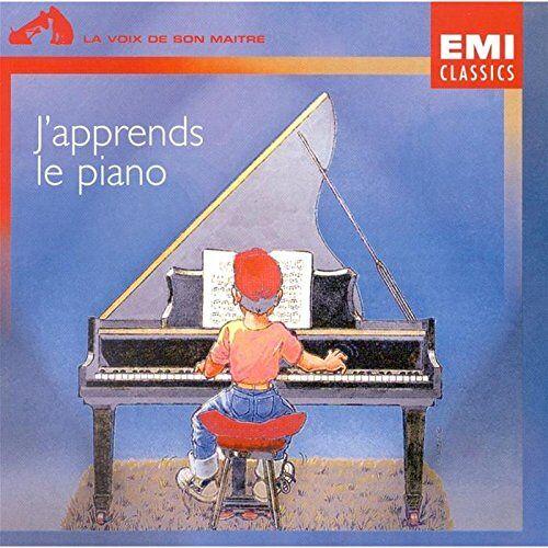 Various - J'apprends Le Piano - Preis vom 07.03.2021 06:00:26 h
