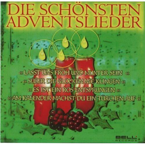 Various - Die schönsten Adventslieder - Preis vom 28.02.2021 06:03:40 h