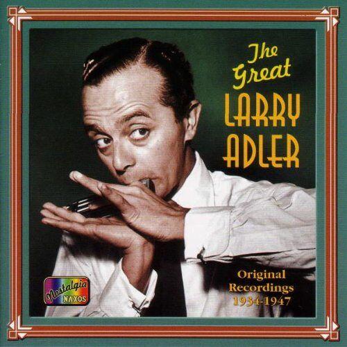 Larry Adler - The Great Larry Adler - Preis vom 17.11.2019 05:54:25 h