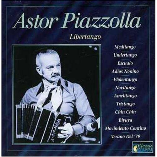 Astor Piazzolla - Libertango - Preis vom 09.05.2021 04:52:39 h