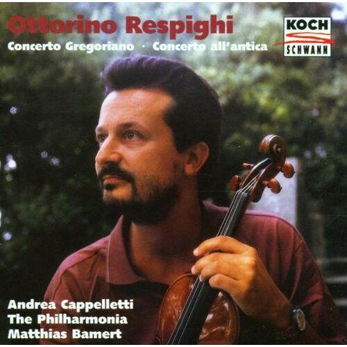 Cappelletti - Violinkonzerte - Preis vom 20.01.2021 06:06:08 h
