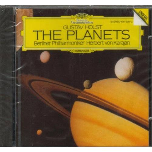 Karajan - Gustav Holst: The Planets (Die Planeten) - Preis vom 15.02.2020 06:02:38 h