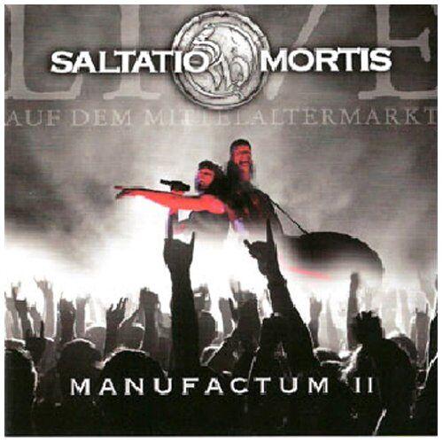 Saltatio Mortis - Manufactum II - Preis vom 15.04.2021 04:51:42 h