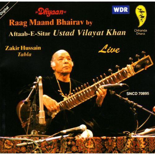 Khan Vilayat - Dhyaan.Raag Maand Bhairav - Preis vom 27.02.2021 06:04:24 h