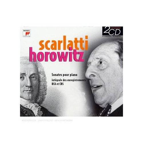 Vladimir Horowitz - Scarlatti/Horowitz / Sonates pour Piano - Preis vom 20.10.2020 04:55:35 h