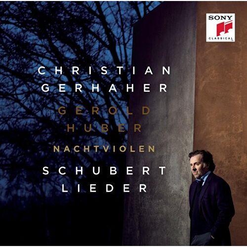Christian Gerhaher - Nachtviolen - Schubert: Lieder - Preis vom 28.02.2021 06:03:40 h