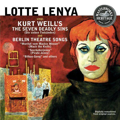Lotte Lenya - Sings Weill - Preis vom 12.04.2021 04:50:28 h