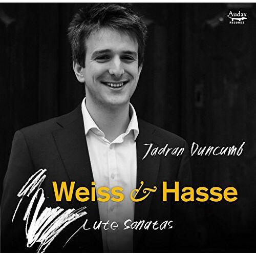 Jadran Duncumb - Weiss/Hasse: Lute Sonatas - Preis vom 05.09.2020 04:49:05 h