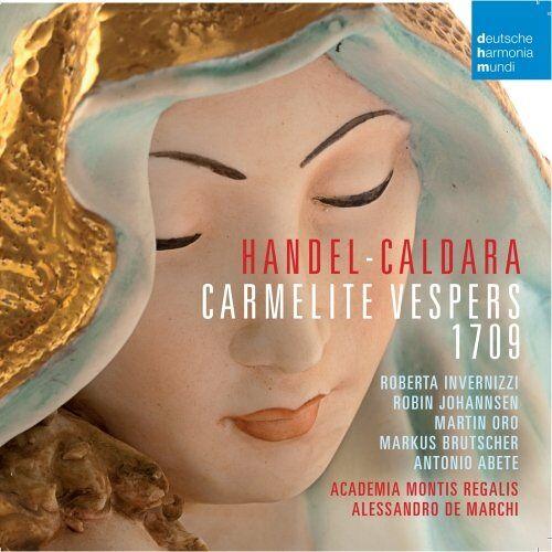 Alessandro de Marchi - Händel-Caldara: Karmeliter Vesper 1709 - Preis vom 05.09.2020 04:49:05 h