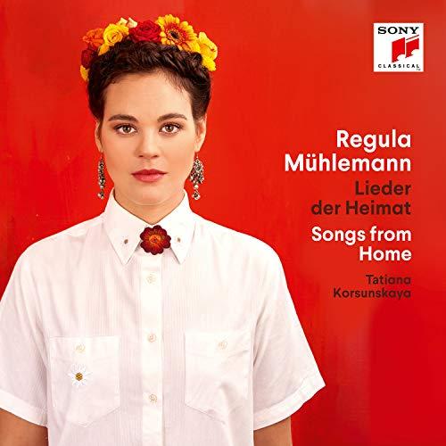 Regula Mühlemann - Lieder der Heimat/Songs from Home - Preis vom 28.02.2021 06:03:40 h