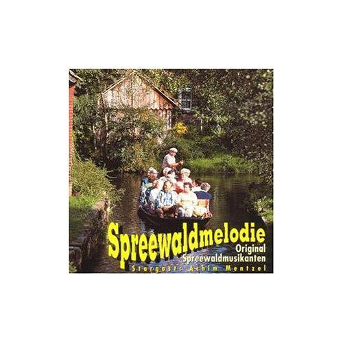 Spreewaldmusikanten - Spreewaldmelodie - Preis vom 27.02.2021 06:04:24 h