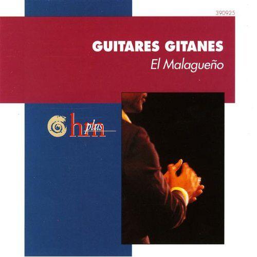 Manolo Malagueno - Guitares Gitanes: EL Malagueno - Preis vom 24.02.2021 06:00:20 h
