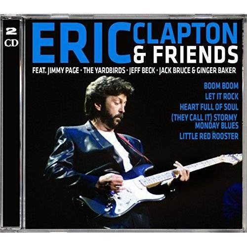 Eric Clapton - Eric Clapton & Friends - Preis vom 20.10.2020 04:55:35 h