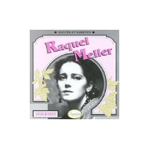 Raquel Meller - Raquel Meller          1926-32 - Preis vom 20.10.2020 04:55:35 h