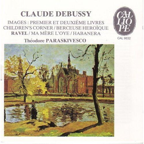 Claude Debussy - Werke von Debussy und Ravel - Preis vom 20.10.2020 04:55:35 h