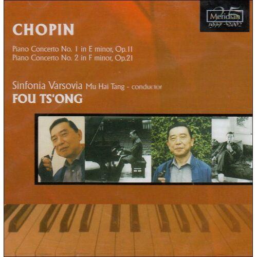 Chopin:Piano Concertos - Piano Concerto No.1&2 - Preis vom 20.10.2020 04:55:35 h