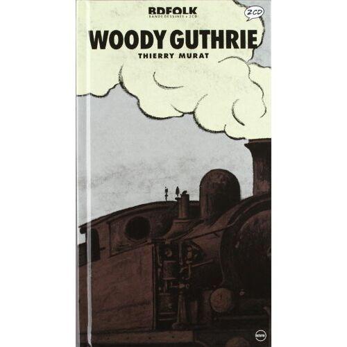 Woody Guthrie - Bd Folk-Woody Guthrie (+Buch) - Preis vom 18.04.2021 04:52:10 h