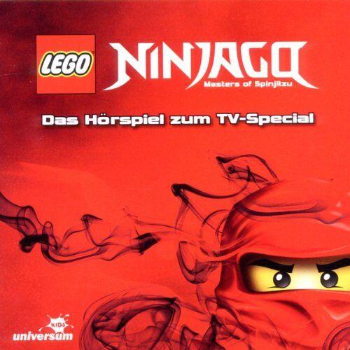 Lego Ninjago Hörspiel - Lego Ninjago: Meister des Spinjitzu - Das Hörspiel zum TV-Special - Preis vom 09.09.2019 06:07:38 h