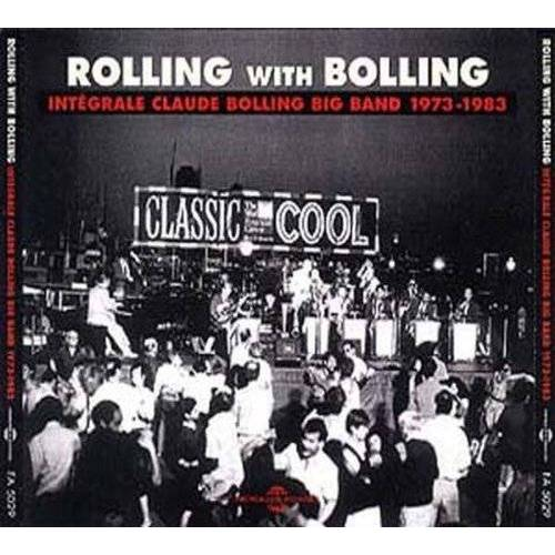 Bolling, Claude Big Band - Rolling With Bolling - Preis vom 20.10.2020 04:55:35 h