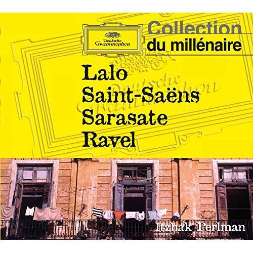 Itzhak Perlman - Lalo/St-Saens/Sarasate/Ravel - Preis vom 14.01.2021 05:56:14 h