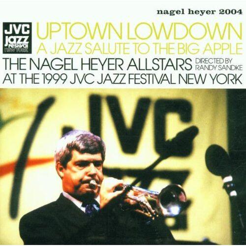 the Nagel Heyer Allstars - Uptown Lowtown - Preis vom 13.05.2021 04:51:36 h