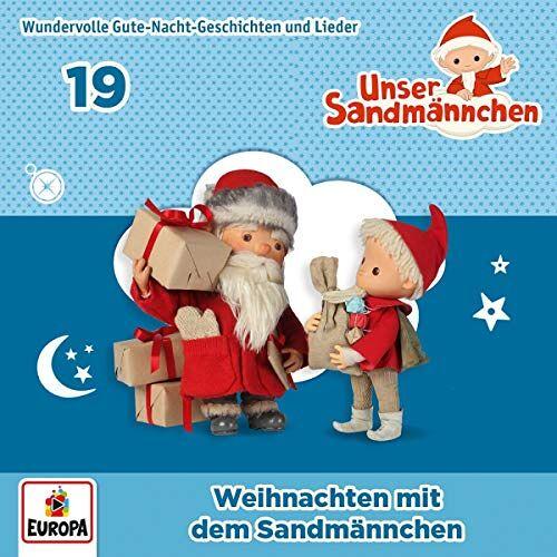 Unser Sandmännchen - 019/Weihnachten mit dem Sandmännchen - Preis vom 27.02.2021 06:04:24 h