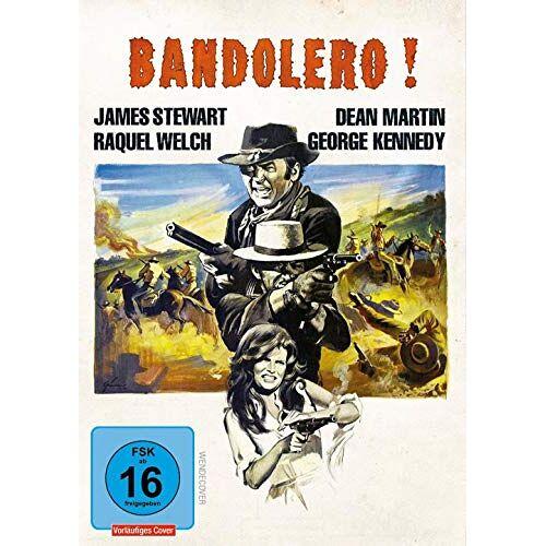 Andrew V. McLaglen - Bandolero! - Preis vom 05.03.2021 05:56:49 h